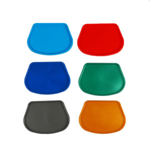 Tamper evident food containers - 170 ml / 330 ml / 600 ml can be painted