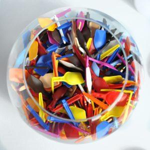 Plastic spoon, PP foldable plastic spoon - buy foldable plastic spoon in Poland .